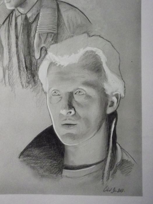 Rutger Hauer by stephane14
